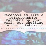 Flirting on Facebook… Proceed but with Caution