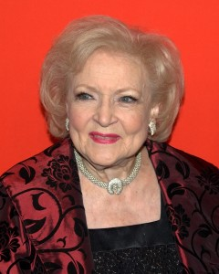 Betty White Still Loves a Flirt at 91