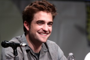 Robert Pattinson Flirts With Mia Wasiskowski On The Set Of New Movie