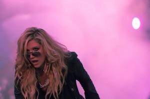 Kesha Wants To Flirt With Harry Styles
