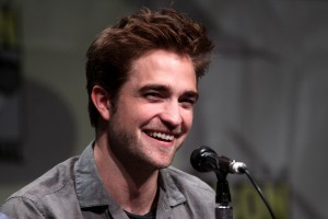 Robert Pattinson Flirts With Mystery Woman