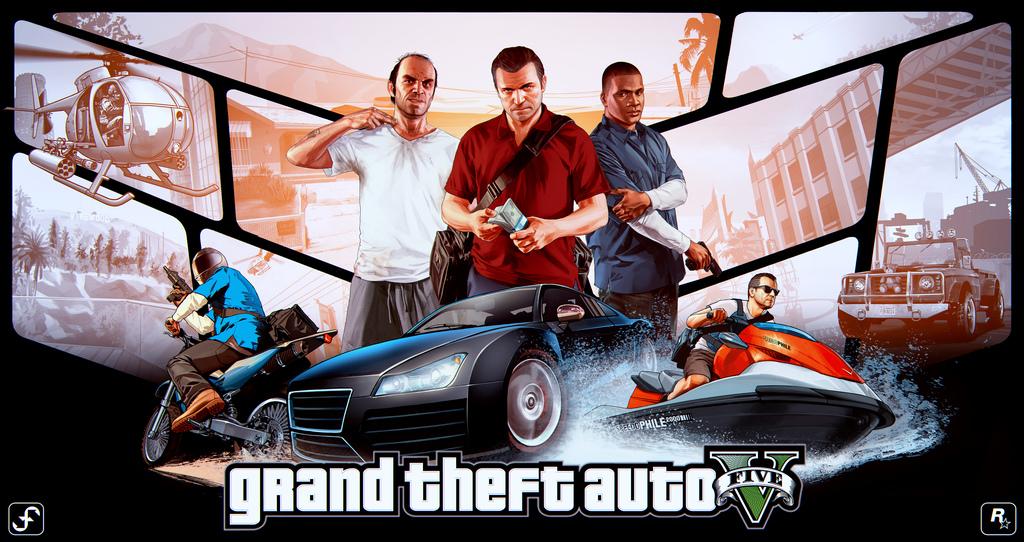 Grand Theft Auto Flirting Fail