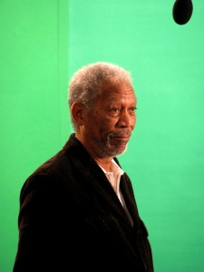 Morgan Freeman Loves To Flirt