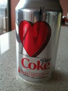 Diet Coke Flirt Machine